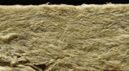 Insulation materials for 2 mineral wool insulation